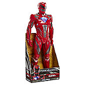 "Big Figs Power Rangers  Movie - 20"" Red Ranger"