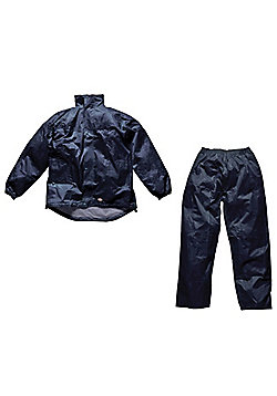 Dickies Vermont Navy Jacket And Trousers Wet Suit - Large.