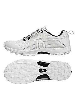 Kookaburra KSC 1500 Rubber Cricket Shoes Adult Sizes UK 7 - UK 11 - White