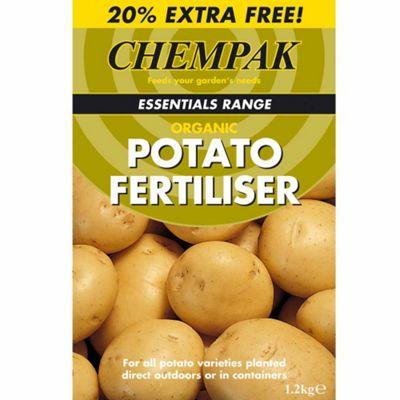 Chempak® Potato Fertiliser - 1 x 1.2kg pack