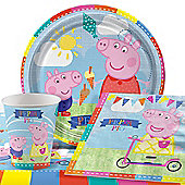 Peppa Pig Party Pack - Value Party for 8