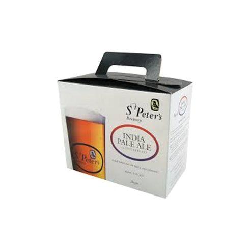 St Peters IPA (ABV 5.5%) 32 Pint Beer Kit