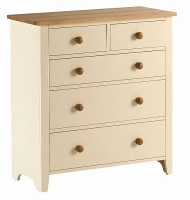 Kelburn Furniture Fanshawe 5 Drawer Chest