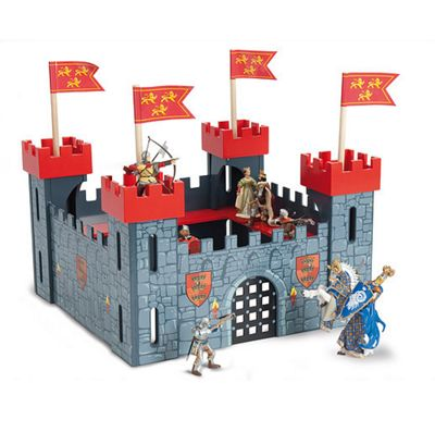 Le Toy Van My First Castle, Knights Set and Playmat