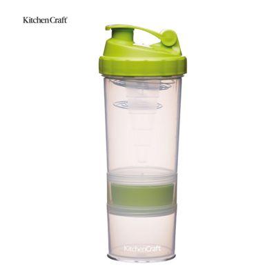 KitchenCraft Protein Shaker Bottle KCHESHAKE