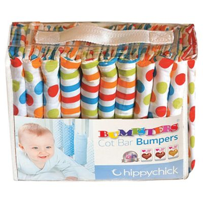 Bumpsters Assorted 10 pk Spot/Star Multi