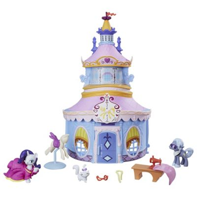 My Little Pony Rarity Carousel Boutique Set