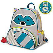 Skip Hop Zoo Pack Kids Backpack - Raccoon