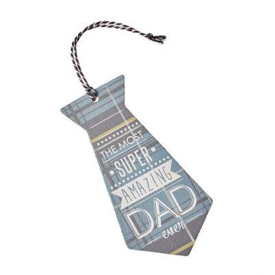 Super Dad Gift Tag