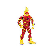Ben 10 Deluxe Figure - Heatblast