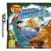 Phineas and Ferb - Quest for Cool Stuff - NintendoDS
