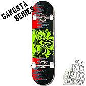 Madd Gear Gangsta Series Dripped Complete Skateboard