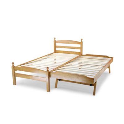 Antique Pine Guest Bed - Single 3ft