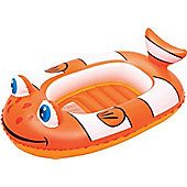 Bestway Little Buddy Clownfish Swimming Pool Raft
