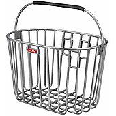 Rixen & Kaul Alumino Basket: Sliver.