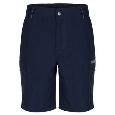Regatta Delph Lightweight Shorts 36 Waist Navy