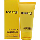 Decleor Life Radiance Double Radiance Scrub 50ml