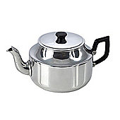 Pendeford Stainless Steel 9 Cup Teapot, 1.4L