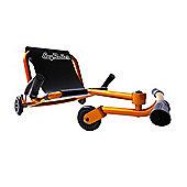 Ezy Roller Classic No-Pedal Snake Kart Orange