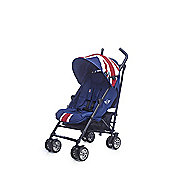 Easywalker MINI Buggy Union Jack Classic - Including Raincover