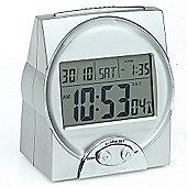 Radio Controlled Talking Calendar Clock