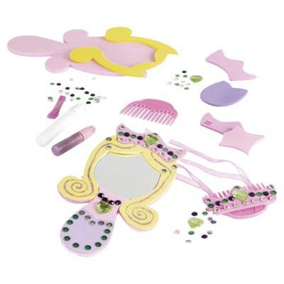 Sparkle & Glitz Decorate Your Own Vanity Set