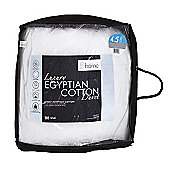 Catherine Lansfield 4.5 Tog Egyptian Cotton Quilt - Super King