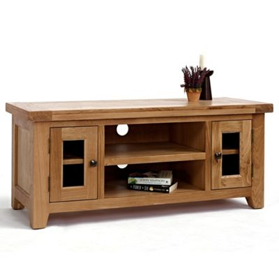 Buy Devon Oak Large Coffee Table - Coffee Table from our