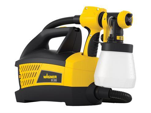 Wagner W300 Wood & Metal Sprayer 350 Watt 240 Volt
