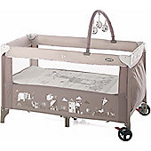 Jane Duo Level Travel Cot (Tangram II)