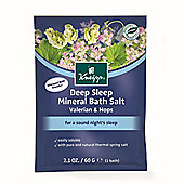 Kneipp Valerian & Hops Deep Sleep Bath Salts 60g
