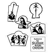 Nightmare Before Christmas - Glow In The Dark Ceiling Stars - Action Figures