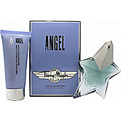 Thierry Mugler Angel Gift Set 50ml EDP + 100ml Body Lotion For Women