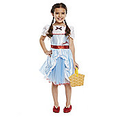Warner Bros. The Wizard of Oz Dorothy Dress-Up Costume - Blue & White