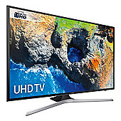 Samsung UE50MU6100 50 Inch Smart WiFi Built In 4K Ultra HD LED TV with TV Plus
