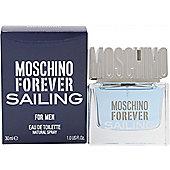Moschino Forever Sailing Eau de Toilette (EDT) 30ml Spray For Men