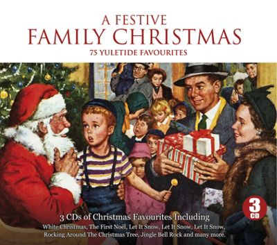 A Festive Family Christmas (3CD Exclusive)