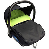 Car Seat Footmuff to Fit hauck Lime