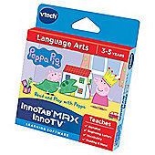 VTECH PEPPA PIG READ & PLAY WITH PEPPA