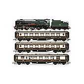 Hornby Golden Arrow Last Steam Run Train Pack - Limited Edition