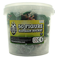 Soccerstarz - 50 Piece Bargain Bucket (standard)