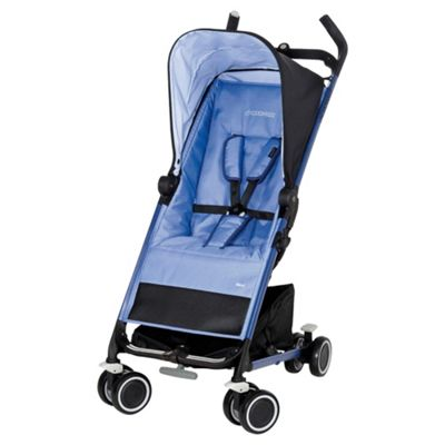 Maxi Cosi Noa Pushchair, Bleached Denim