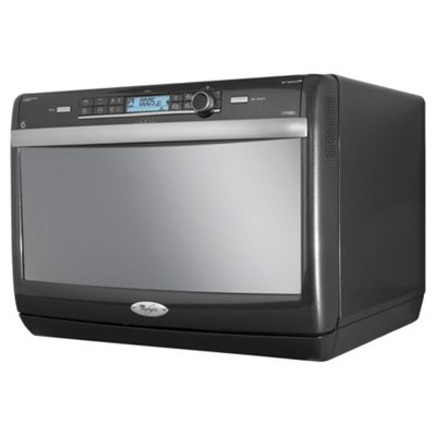 Whirlpool  32L Grill 1200W Jet Chef Microwave - Black