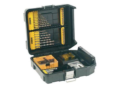 DeWalt DT9281 Mini MAC Masonry and Metal Drilling Kit (63 Pieces)