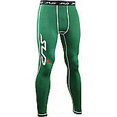 Sub Sports Dual Leggings - Green