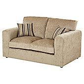 Taunton Compact 2 Seater Sofa, Taupe