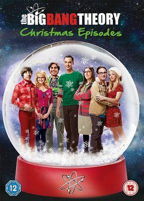 The Big Bang Theory - Christmas DVD