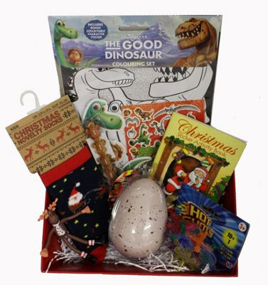Boys Christmas Gift Set - 7 Gifts Included