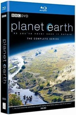 Planet Earth (Blu-Ray Boxset)