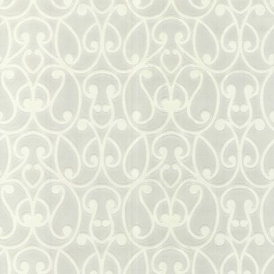 Superfresco Paintable Jude Geometric White Wallpaper